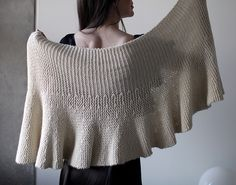 Ravelry: CityPurl's Magic Flute...................Knit with chunky yarn