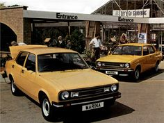 Morris Marina    1971-1980 809,612 built, with 674 remaining in the UK, for a total of 0.0832% left.