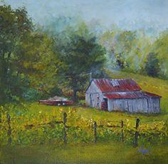 The Barn Near Home  - Judy Mudd