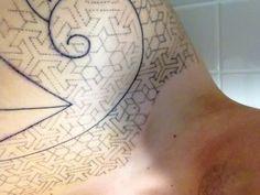 fibonacci tattoo - Pesquisa Google