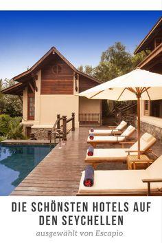 Von uns für euch ausgewählt: die schönsten Hotels auf den Seychellen. Der Traumurlaub ist schon fast gebucht.