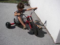 Drift trikes, Huffy Sliders...