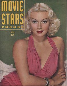 Lana Turner June 1946 Movie Stars Parade