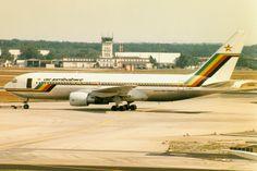 Air Zimbabwe Boeing 767-200/ER