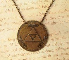 Legend of Zelda Jewelry by Fortesgospel