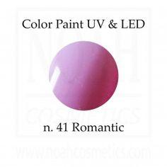 Color Paint UV GEL n.41 Romantic