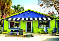 Pine Avenue general store!