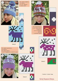 19 New Ideas Crochet Patterns Diagram Charts Fair Isles Knitting Charts, Loom Knitting, Knitting Stitches, Knitting Designs, Knitting Patterns Free, Crochet Patterns, Stitch Patterns, Tapestry Crochet, Knit Crochet