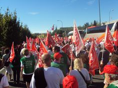 Manifestación 15S Madrid, Defendiendo los servicios públicos