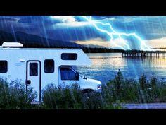 RAIN & THUNDER CAMPING 10 HOURS | Nature Sounds White Noise - YouTube