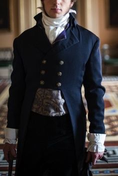 Image result for mens military period costume