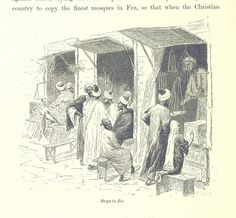 Image taken from page 298 of 'Morocco: its people and places ... Translated by C. Rollin-Tilton. With ... illustrations' | by The British Library