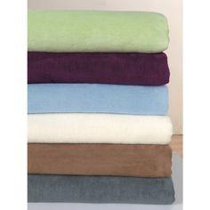 $115 | IBENA Cotton Pure Blanket
