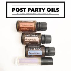 I hope all of you had an amazing time ringing in the New Year! If you are feeling it today here are a few oils you may looove! 1. A drop of Frankincense, on your thumb - pressed to the roof of your mouth. This is great for temporary head tension. 2. Grapefruit in your water - all day long! 3. Peppermint or PastTense on your temples and down your neck. Happy New Year! Cheers to an amazing 2016!! #DoTERRA #essentialoils #oils