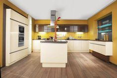 German-Style Kitchens by Bauformat