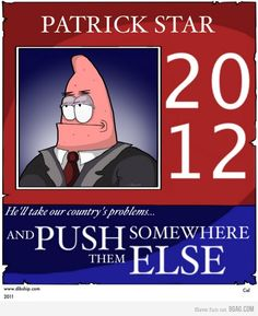 Please...vote for the RIGHT candidate