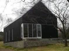 Modern Architecture Nashville Tn modern bow house ryan thewes architect nashville, tennessee