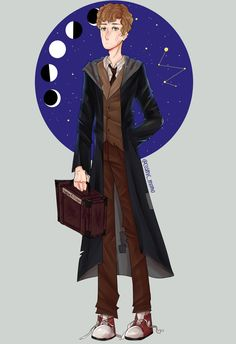 Remus Lupin by Cosmic Art