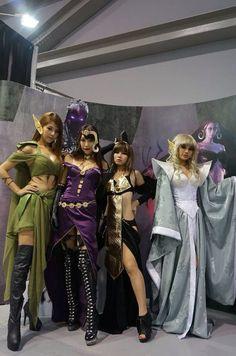The ladies of GP Taipei