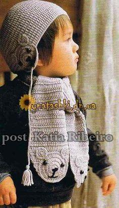 Katia Ribeiro Moda & Decoração Handmade: Gorros
