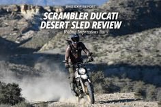 Does the latest Scrambler Ducati live up to its name? We went to Spain to find out.