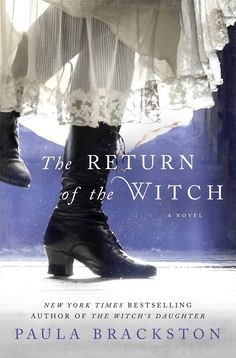 Return of the Witch by Paula Brackston | Thomas Dunne Books (March 8, 2016)