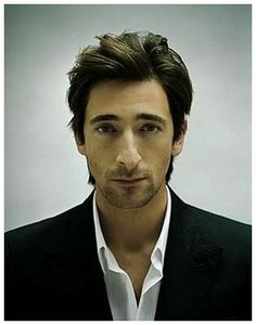 Adrian Brody-quirky, intelligent, beautiful and completely dedicated to his craft.  Who can ask for anything more? <3