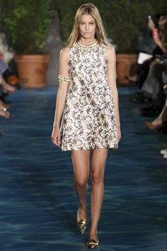 Sfilata Tory Burch New York -  Collezioni Primavera Estate 2014 - Vogue
