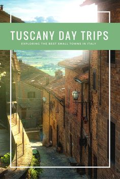 Day Trips from Florence with kids in off the beaten path Tuscany Italy