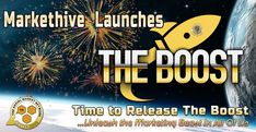 The Markethive Boost Launches