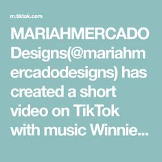 """MARIAHMERCADODesigns(@mariahmercadodesigns) has created a short video on TikTok with music Winnie the Pooh (From """"Winnie the Pooh""""). Thanks @stickerapp for making these! Love them 💕 #stickers #fyp #stickerstore #foryoupage #trending Mimi Boutique, Thankful, Stickers, The Originals, Disney Art, Create, Music, How To Make, Musica"""