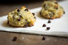 Macadamia Nut Chocolate Chip Cookies | Civilized Caveman Cooking Creations