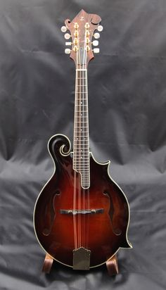 F-style Mandolin. Beautifully crafted!