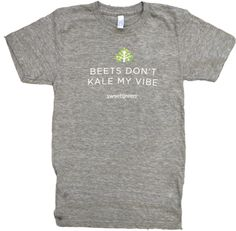 sweetgreen - beets don't kale my vibe tee
