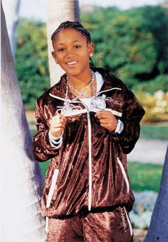 """Remember Lil Romeo. Emphasis on """"Lil"""""""