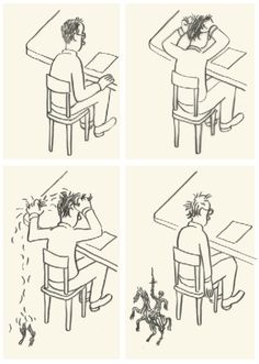 Yep..been there!    Illustration by Christoph Niemann.
