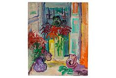 One Kings Lane - Functional & Decorative Accessories - Matisse-Style Still Life