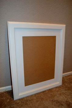 large 18x24 white frame by thesageshutter on etsy 3400