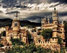 Resultado de imagen de Castillo de Colomares en Málaga