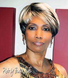 Sexy black women over 50