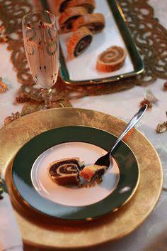 FarkasVilmos: Bejgli Hungarian Recipes, Hungarian Food, Chocolate Fondue, Panna Cotta, Ethnic Recipes, Christmas, Xmas, Dulce De Leche, Hungarian Cuisine