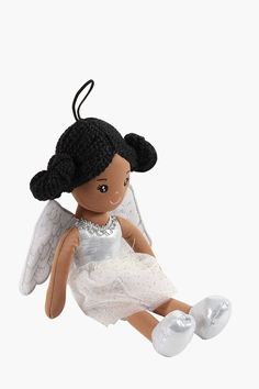 Give your little ones a soft comfy friend to play with using this Sip the ballerina cm