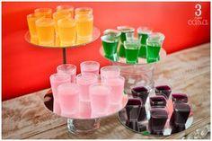 como fazer gelatina com vodka