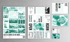 architecture portfolio pdf - Buscar con Google