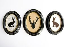 Leather Animal Collection