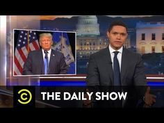 """The Media Falls for """"Presidential"""" Trump (Again): The Daily Show - YouTube (Published 3.2.17)"""