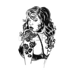 My Harley Quinn Stencil Art In Love With Her Can T Wait