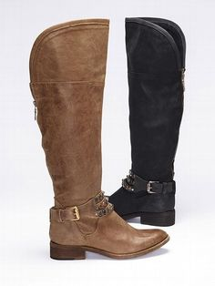 Steven by Steve Madden Smoken Studded Boot #VictoriasSecret http://www.victoriassecret.com/shoes/riding-boots/smoken-studded-boot-steven-by-steve-madden?ProductID=70929=OLS?cm_mmc=pinterest-_-product-_-x-_-x