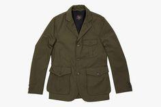 ed310035b61 Woolrich Woolen Mills Spring 2013 Flight Jacket