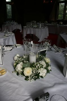 Reception Wedding Flowers | Table Decorations